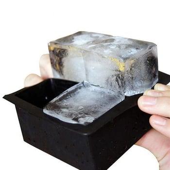 ice-cube-square tray mold