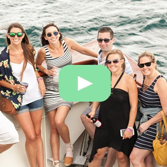2018 Chicago Air Show Yacht Party