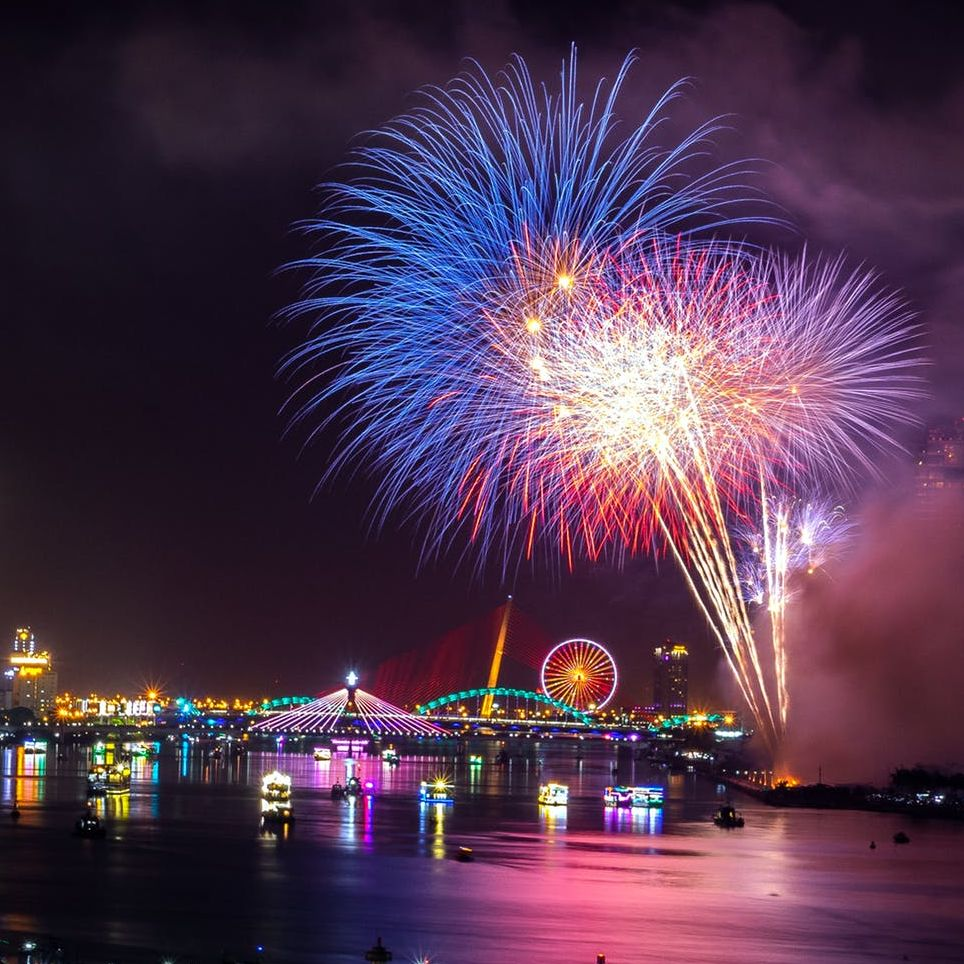 Best Destinations In The World To Spend New Year's Eve